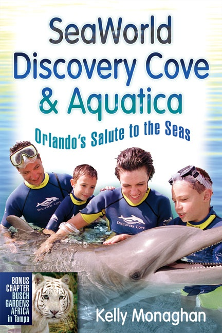 SeaWorld, Discovery Cove & Aquatica